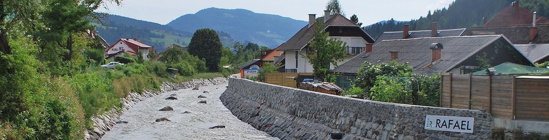 Ureditev Meže na območju Prevalj II - po ukrepu